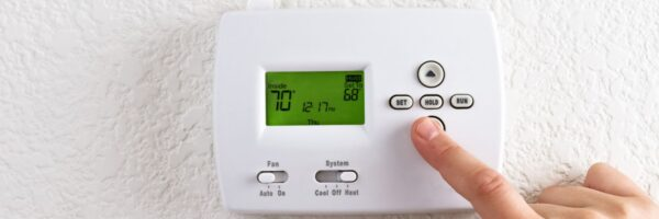 Programmable Thermostat Banner