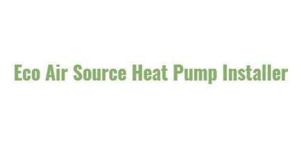 Eco Air Source Heat Pumps